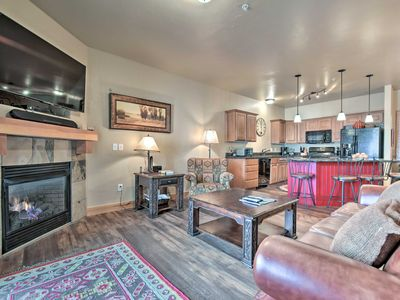 Photo for Park City Condo w/ Amenities - 5 Min. to Lifts!