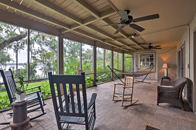 Make the most of your Florida getaway while staying at this secluded home!
