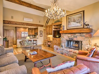 Photo for Beaver Creek Condo, Steps to Arrow Bahn Chairlift