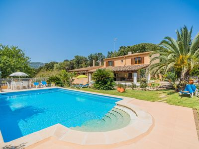 Photo for Villa with private pool, nice children's house and free WiFi