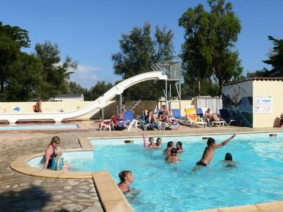 Photo for Camping Cap du Roc - Mobile home Conditioning 3 Rooms 6 People