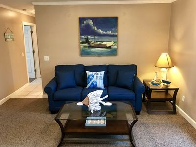Photo for Townhome W/Garage & Spacious Floor Plan, 5 Minute Walk to BEACH! Community Pool