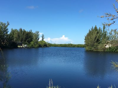 Photo for New dream villa in Cape Coral for 8 people, directly on the lake and access to the Gulf