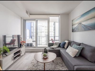 Photo for Downtown 2 bed 2 bath NEW apartment