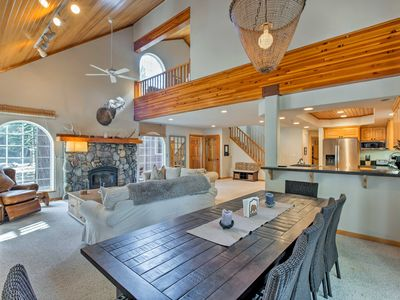 Photo for NEW! Truckee House w/ Deck-Tahoe Donner Amenities!
