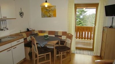 Photo for 1BR Apartment Vacation Rental in St. Gertraud
