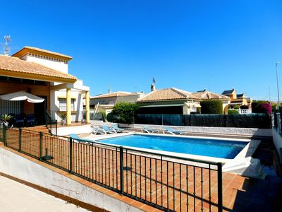 Photo for Detached 3 Bedroom  Villa with Private Pool in Los Rosales La Marina