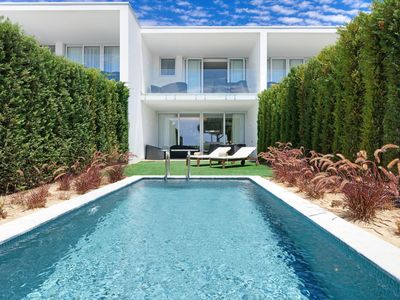 Photo for Gorgeous Villa with a Sea View | Outdoor Pool + Endless Sunshine