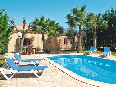 Photo for Vacation home Vinya  in Ses Salines, Majorca / Mallorca - 6 persons, 3 bedrooms