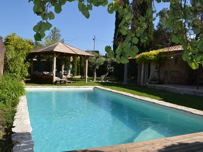 Photo for Charming villa with private pool
