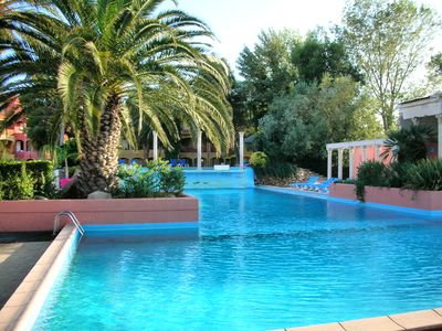 Photo for magical holiday in southern France 5 swimming pools, near the sea, tennis, horseback riding, etc