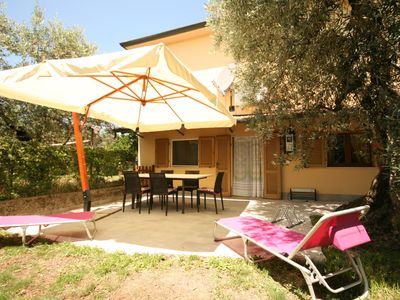 Photo for Nice apartment 3.5 from the sea ideal for those who want to stay in the countryside and have everyth