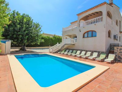 Photo for Villa with private pool almond trees ALM20G