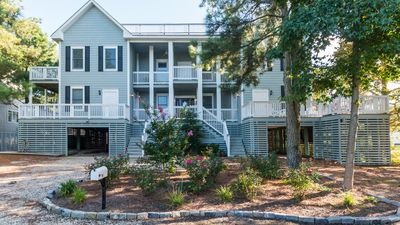 Photo for Huge North Bethany Beach Home - seven private en suites plus loft sleeping!