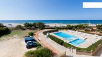 Directly across from Trapani beach