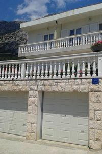 Photo for Two bedroom apartment near beach Živogošće - Porat, Makarska (A-13853-b)