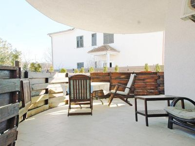 Photo for Holiday apartment Barbariga for 1 - 4 persons with 1 bedroom - Holiday apartment