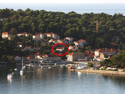 Photo for Apartment in Cavtat (Dubrovnik), capacity 4+2