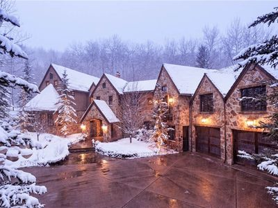 Photo for Blue Spruce Manor European 6 Bedroom Ski in/out homes in Two Creeks