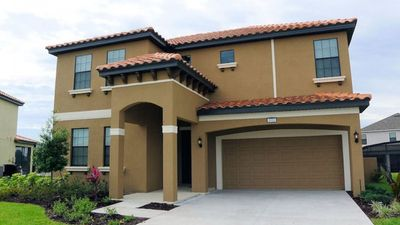 Photo for This 5/4 Pool Home will make your Orlando dreams come true! Located in the new Rosemont Woods at Pro