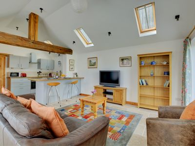 Photo for Wagtail Lodge - One Bedroom House, Sleeps 2