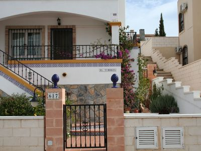 Photo for Two bedroom Los Dolses apartment with Air Conditioning