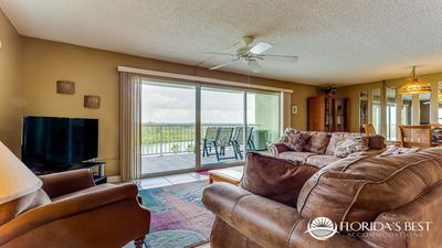 Photo for On The Beach with Stunning Intracoastal Waterway Views!