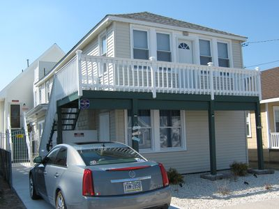 Photo for Rental in North Wildwood  3 beds 1bath
