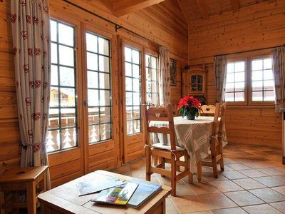 Photo for Charming common chalet near cross-country ski trail