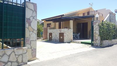 Photo for Villa Marica, a few steps from the sea