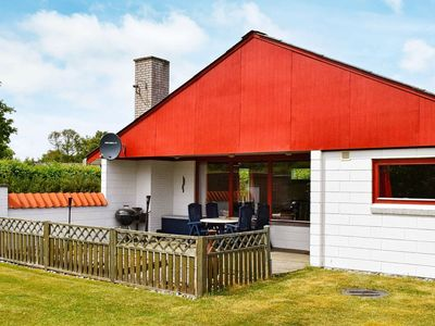 Photo for Pretty Holiday Home in Ulfborg Jutland with Terrace