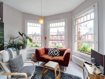 Photo for Quirky&Cosy Studio w/Maisonette nr Kilburn Station