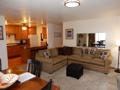 Photo for 2 br across from Park City Canyons Village Views!