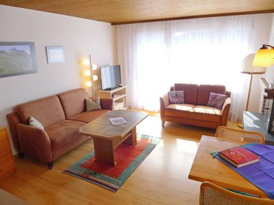 Photo for Apartment Parkhotel Arvenbühl in Amden - 4 persons, 2 bedrooms