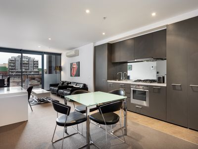 Photo for 2BR Apartment Vacation Rental in South Yarra, VIC