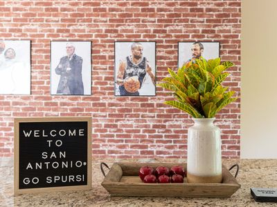 Photo for Go Spurs! Townhome|Close to Riverwalk|Convention Center|Pearl|Alamo|Free Parking