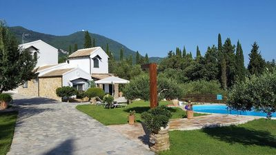 Photo for Villa Kristy - Spacious Countryside Villa with Private Pool & Large Garden, 5 minutes drive to Fantastic Beaches & Traditional Villages! - Free WiFi