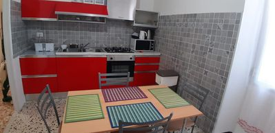 Photo for GAIA accommodation is an apartment with 2 spacious bedrooms, kitchen and bathroom