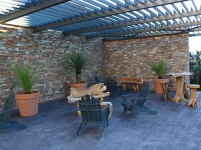 Photo for NEW high-end APPT, Terrace, South Montpellier