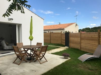 Photo for New house in La Tremblade of 55 m2