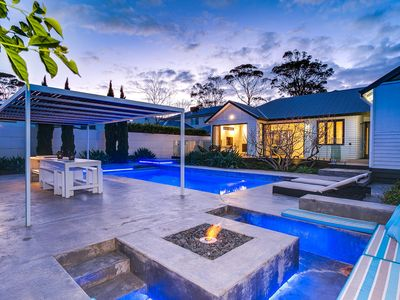 Photo for Luxury Pool House - Opposite McCrae Beach