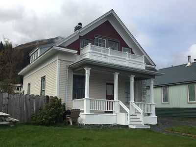 Photo for 1905 Cable House Property-Historic Charm, views, location