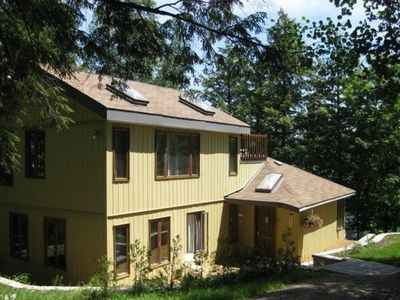 Photo for Absolutely Lovely Lakefront Home - Val Des Monts
