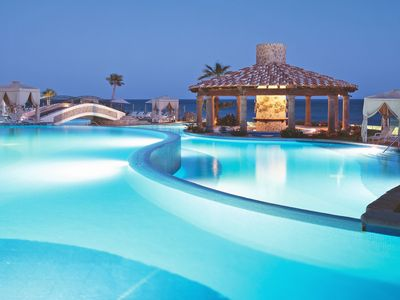 Photo for Relax at Pueblo Bonito Sunset Beach Golf & Spa Resort, Cabo San Lucas, MX!!!