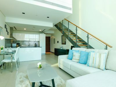 Photo for 1 Bedroom Duplex in Liberty House