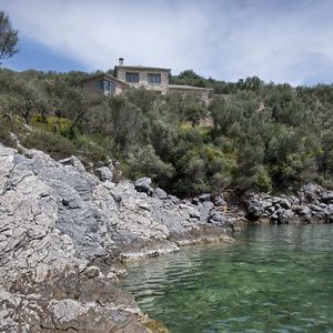 A well hidden gem can only be viewed from the sea