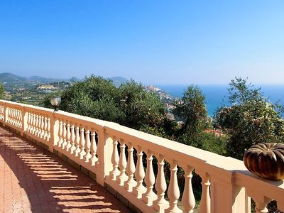 Photo for 2 bedroom Apartment, sleeps 6 in Caramagna Ligure with Air Con and WiFi