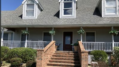 Photo for Travelers Retreat All New Cottage  between Branson 30 min & Springfield 15min.
