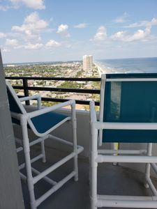 Photo for First-Class, Beachfront Condo with Sweeping Views, Updated Luxury