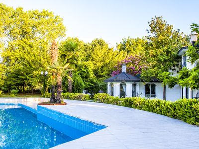 Photo for Villa,has hot tub and private pool on private 15 acres land